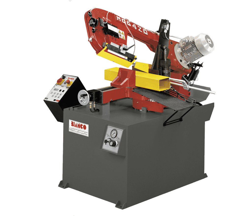 Main view - Bianco-SAE-Single-Mitre-Bandsaw