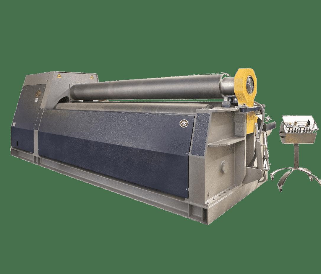 Main view - MG-M-Series-4-Roll-Hydraulic-Bending-Rolls