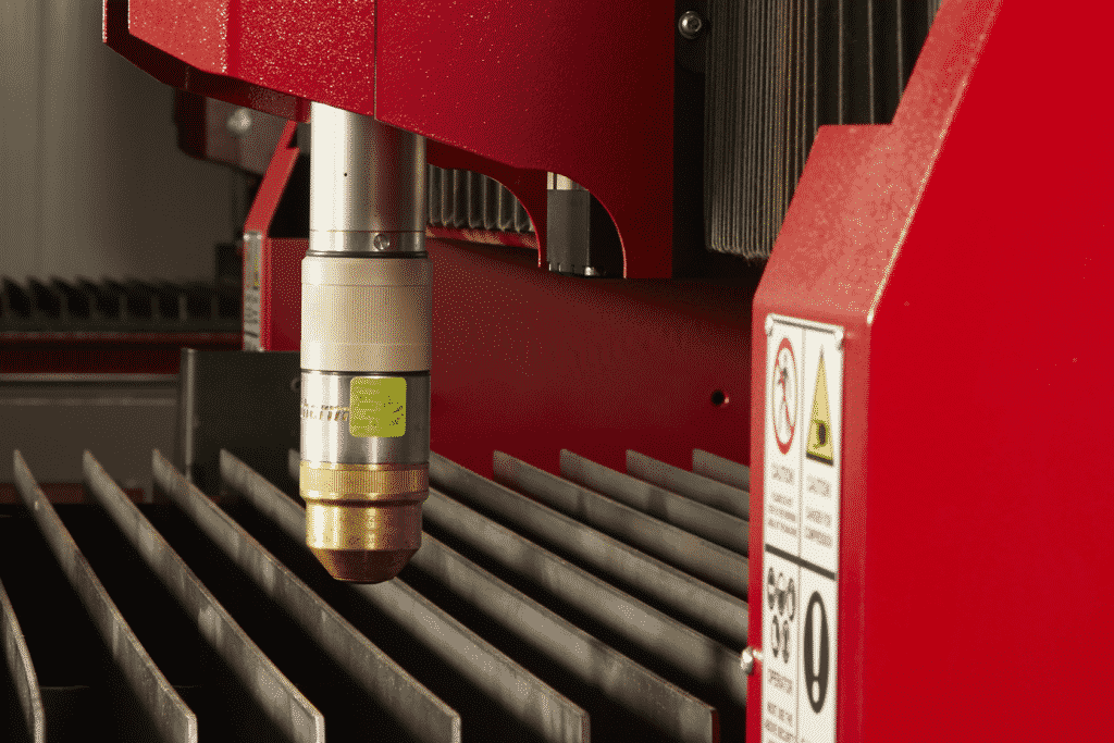 Side view of the ACP CNC Compact Plasma Torch