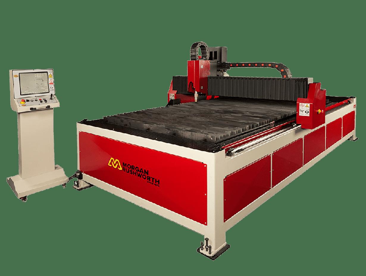 Main view - Morgan-Rushworth-ACP-CNC-Compact-Plasma-Cutting-Machine
