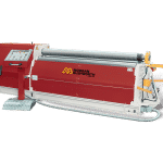 Main view - Morgan-Rushworth-DPBM-4-Roll-Hydraulic-Bending-Rolls