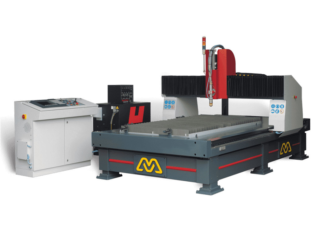Main view - Morgan-Rushworth-HDP-High-Definition-CNC-Plasma-Cutting-Machine