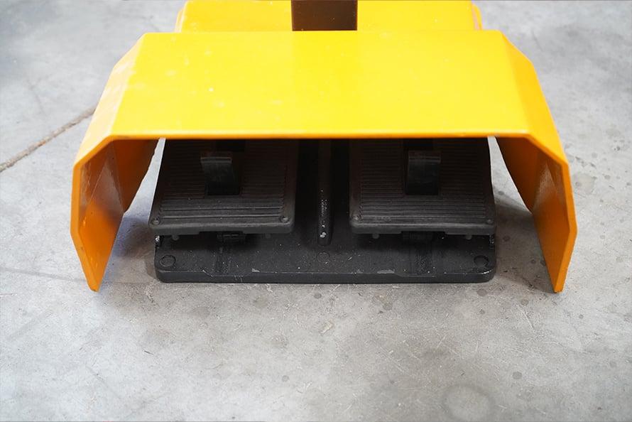 Morgan Rushworth SBR1050-110 Foot Pedal Controls