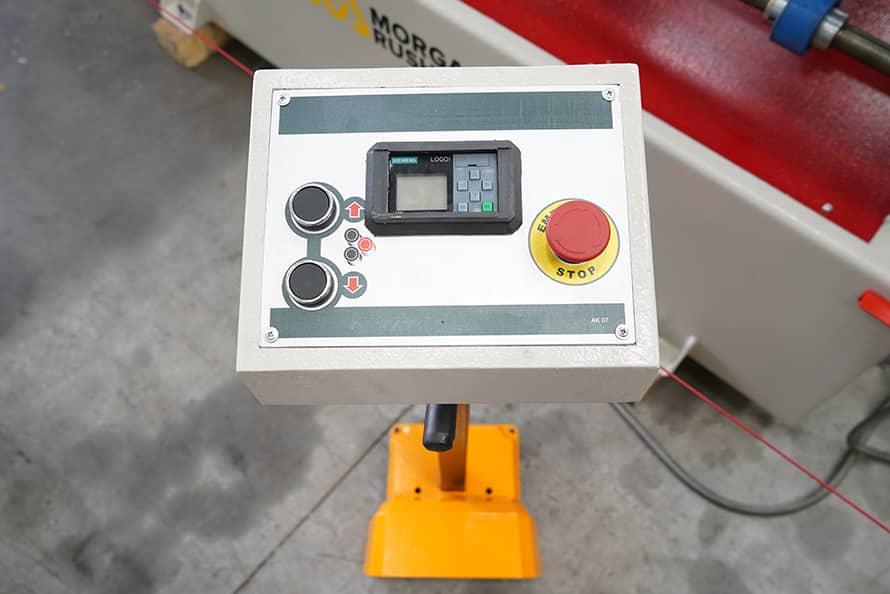 Morgan Rushworth SBR1050-110 Side Roll Controller