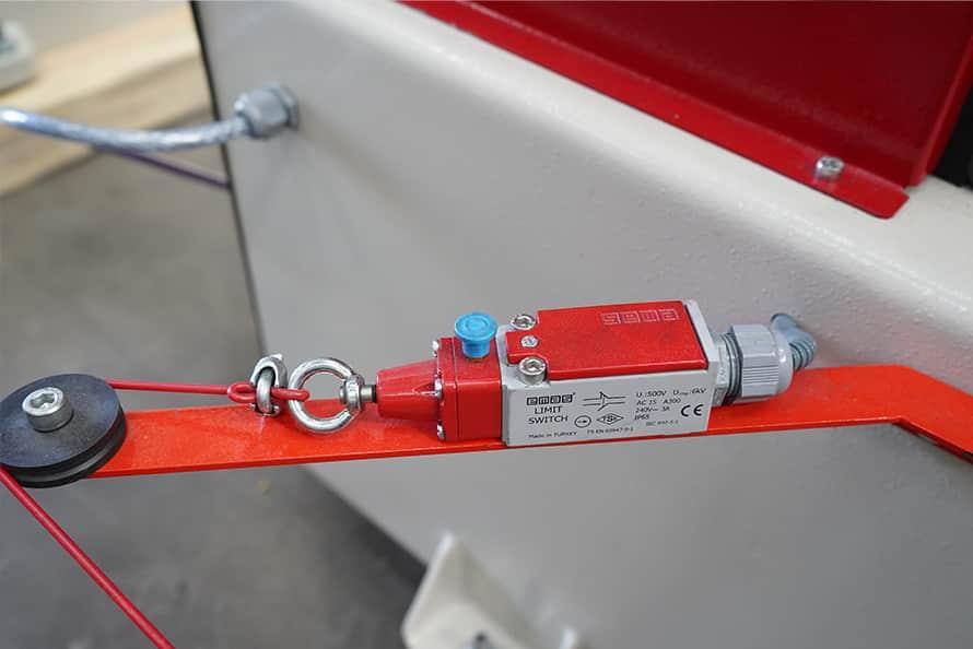 Morgan Rushworth SBR1050-110 Tripwire Safety System