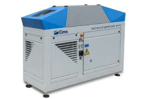 Image of the CMS Greenjet Waterjet Pump