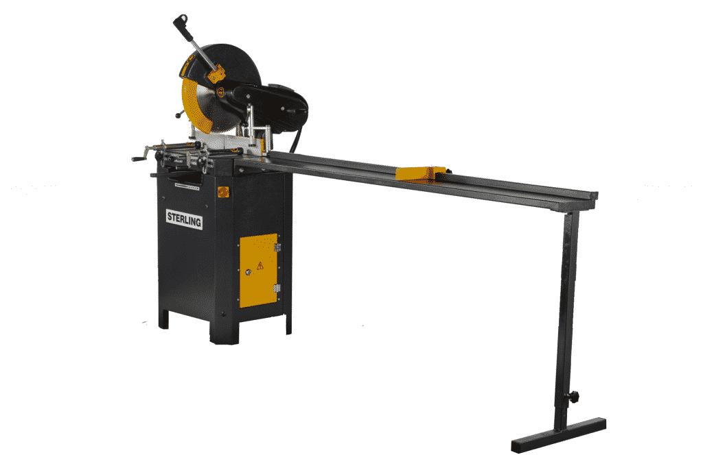Sterling-SAR-400-Aluminium-Circular-Saw-with-roller-track