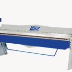 Front view Lenz-BPC-2540-Manual-Box-and-Pan-Folder
