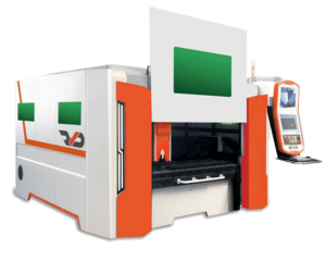 Main view RVD-Compact-Fibre-Laser-Front-view