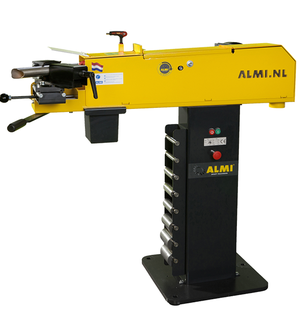 Almi AL100u / AL150u Abrasive Tube Notching Machine 415v image