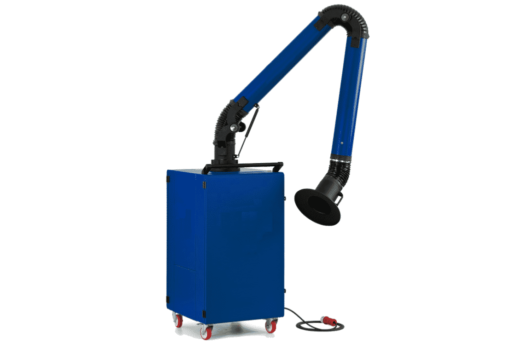 Vanterm ECO Series-Mobile Welding Fume Filter Unit image 2