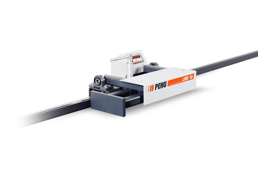 PEHU LSM 15 Roller Track Measuring System