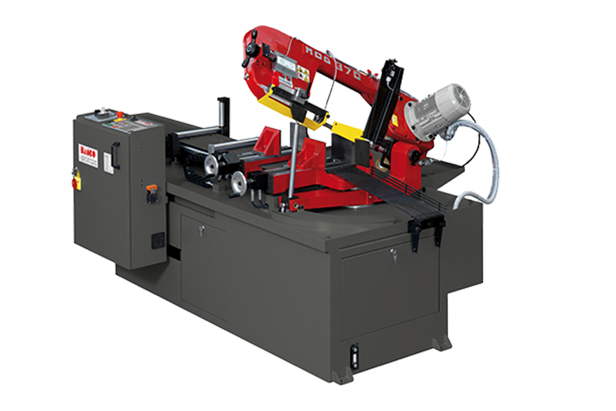 Bianco A PLC Fully Automatic Single Mitre Bandsaw image