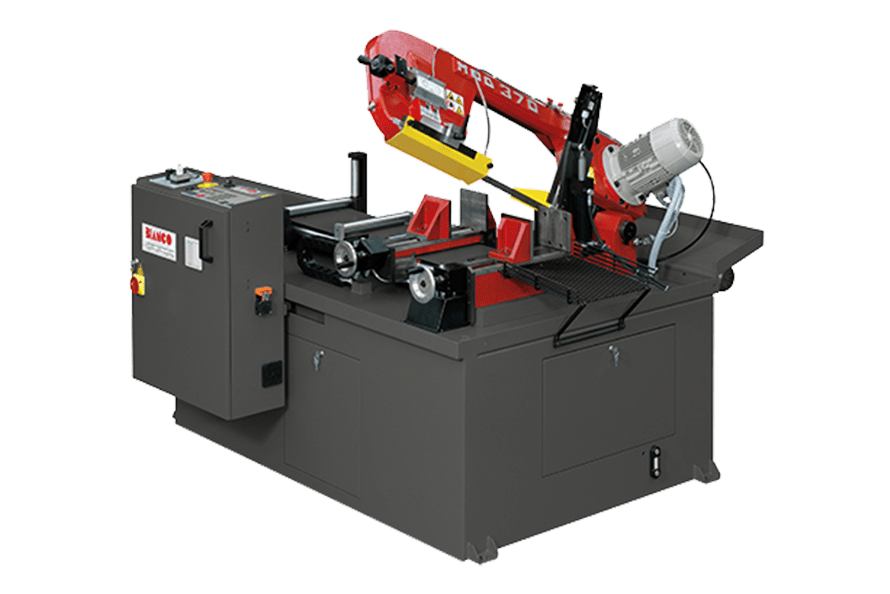 Bianco AFE PLC Fully Automatic Right Hand Vice Bandsaw image
