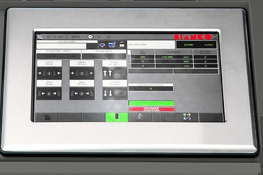 Bianco AE CNC Fully Automatic Single Mitre Bandsaw image 4