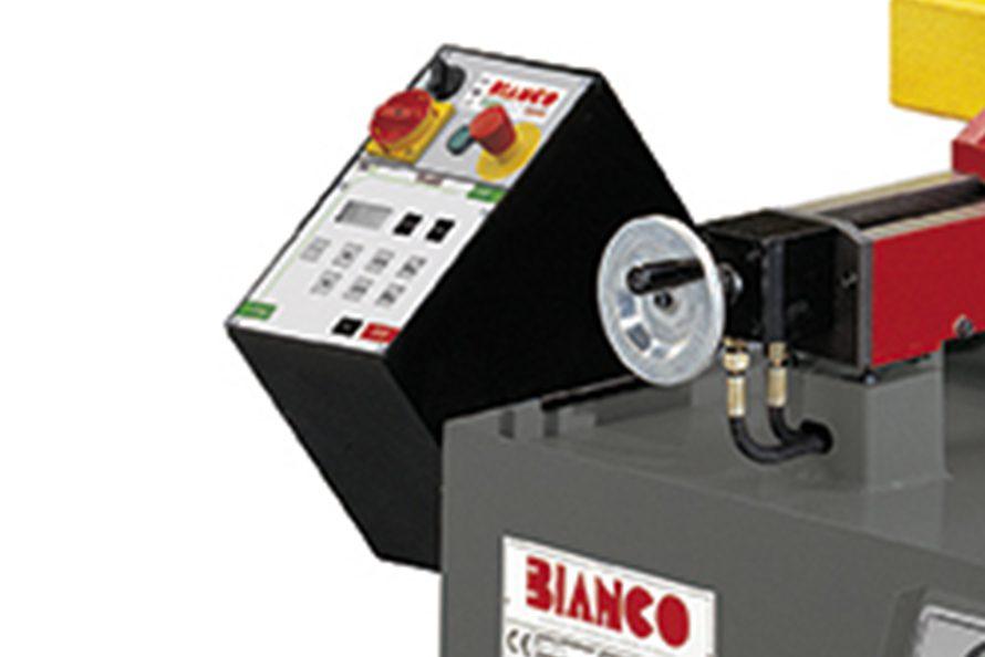 Bianco SA R Semi Automatic Double Mitre Bandsaw 415v image 3