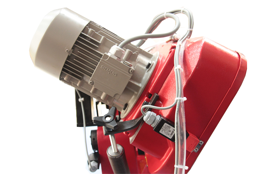 Bianco SA R Semi Automatic Double Mitre Bandsaw 415v image 9
