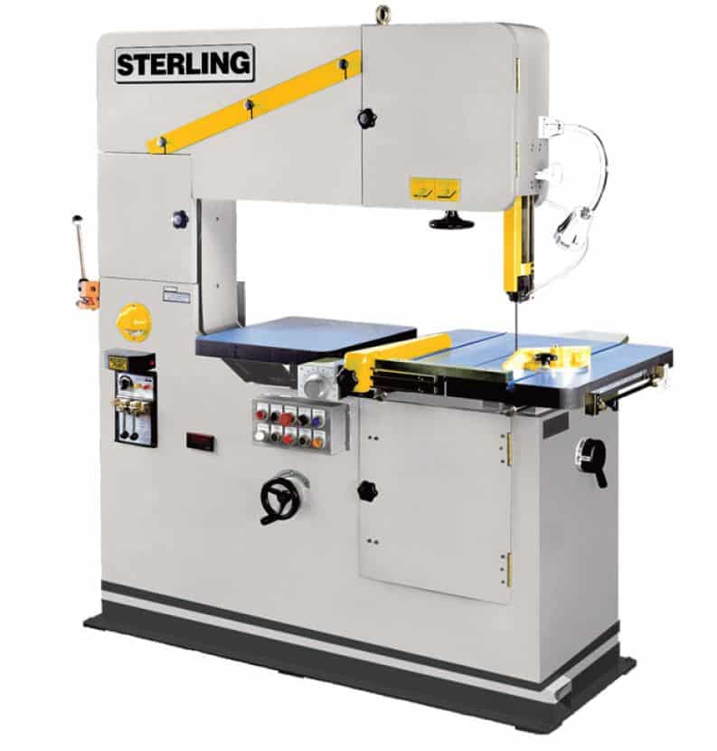 Sterling_SVR1000_Vertical_Bandsaw