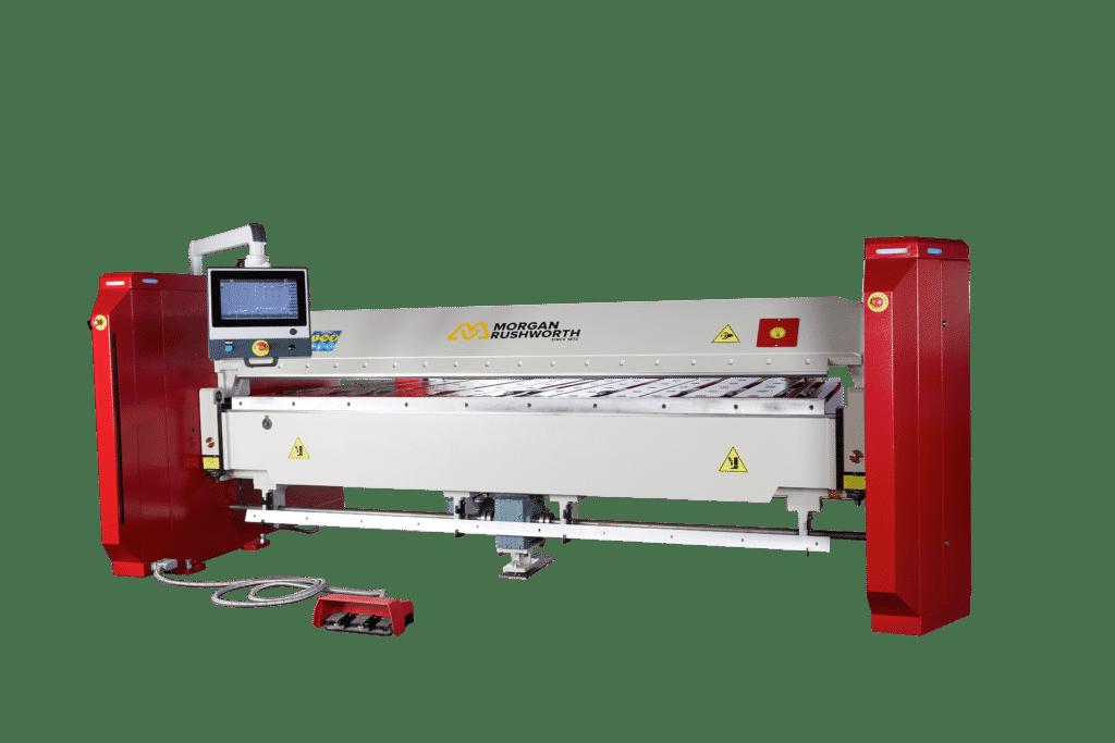 Morgan Rushworth ESR Folding Machine