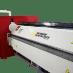 Morgan Rushworth ESR Folding Machine side view
