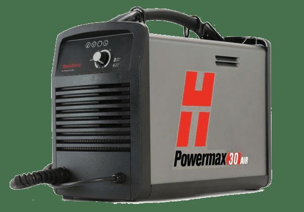 Hypertherm Powermax 30 Air hand held plasma cutters