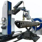 Mueller Opladen 3D Pipe Profiling Machines image 6