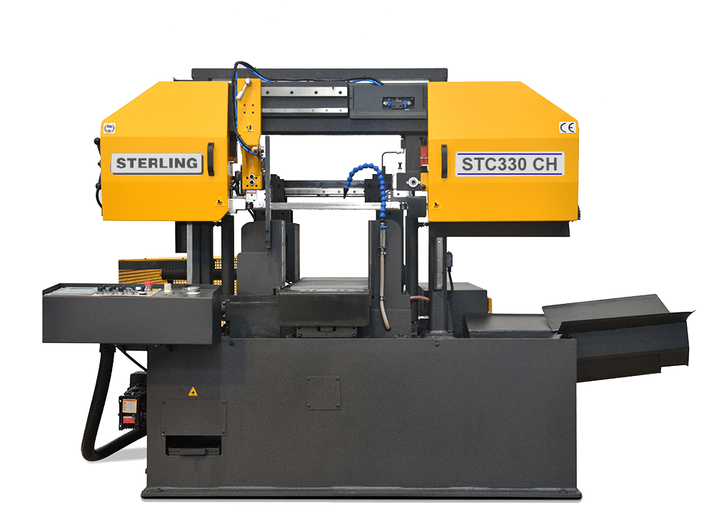 Sterling STC CH NC Twin-Column Automatic Bandsaw image