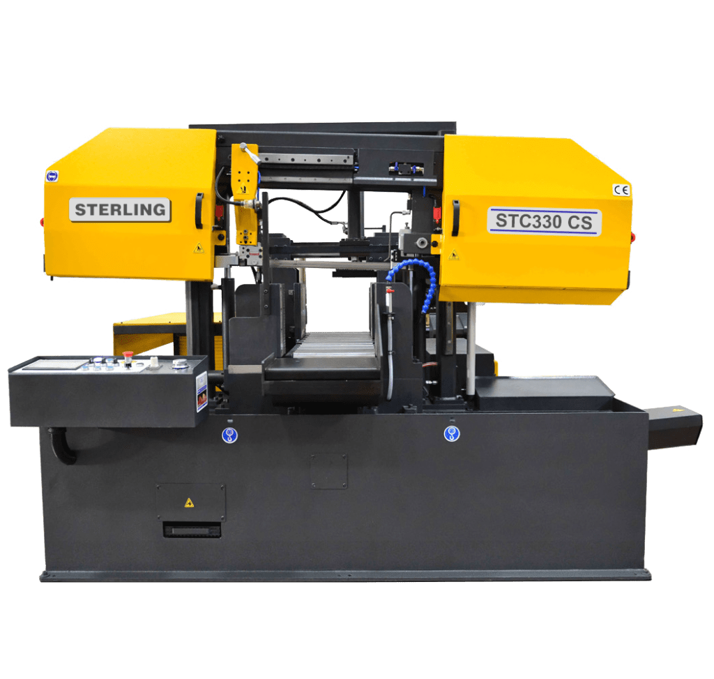Sterling STC CS NC Twin-Column Automatic Bandsaw image